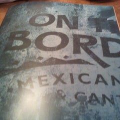 Photo taken at On The Border Mexican Grill & Cantina by Brittni G. on 8/29/2012