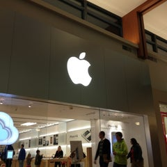Photo taken at Apple Store, West County by Cassidy C. on 3/10/2012