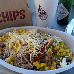 Photo taken at Chipotle Mexican Grill by Ryan J. on 3/25/2012