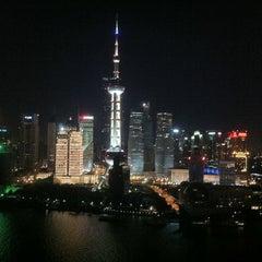 Photo taken at Hyatt on the Bund Shanghai by Lee G. on 7/29/2012