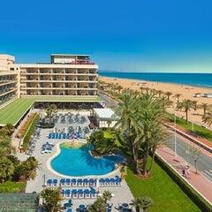 Foto tomada en Hotel RH Bayren Gandia por Maria P. el 3/19/2012