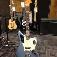 Photo taken at Guitar Center by Manny A. on 2/17/2012