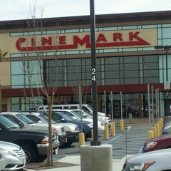 Photo taken at Cinemark Jess Ranch by Bruce F. on 3/10/2012