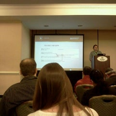 Photo taken at SES Search Engine Strategies New York by William C. on 3/20/2012