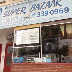 Photo taken at Super Bazaar by Kwesi B. on 6/19/2012