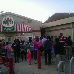 Photo taken at Rita's Italian Ice by Chantel W. on 3/20/2012