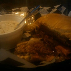 Photo taken at Champs Sports Bar & Grill by Nathan A. on 3/17/2012