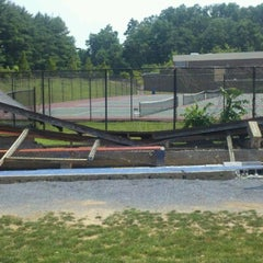 Photo taken at Thomas S. Wootton High School by Alton L. on 7/1/2012