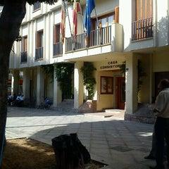 Photo taken at Ayuntamiento de Almoradi by Tyrada G. on 10/16/2011