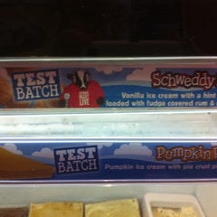 Photo taken at Ben & Jerry's by Sandra B. on 11/17/2011