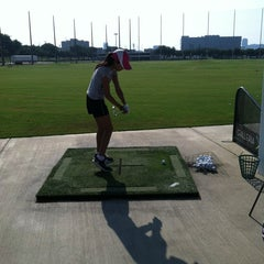 Photo taken at Hank Haney Golf Center by Joey A. on 6/27/2012