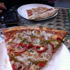 Photo taken at Haymarket Pizza by Chelsea B. on 5/5/2012