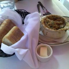 Photo taken at Cafe Bastille by Irik on 9/22/2011