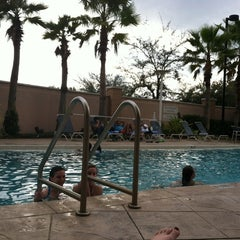 Photo taken at Orlando Marriott Lake Mary by Rachel S. on 2/18/2012