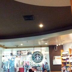 Photo taken at Starbucks by Fatma I. on 4/5/2012