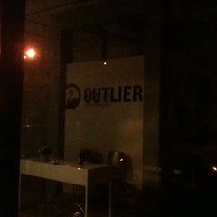 Photo taken at Outlier by Leo M. on 4/27/2011