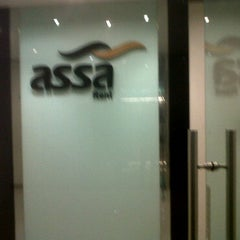 Photo taken at ASSA Rent HO by Dini N. on 4/19/2011