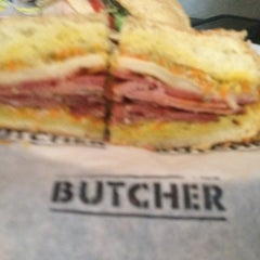 Photo taken at Cochon Butcher by Greg B. on 6/28/2012