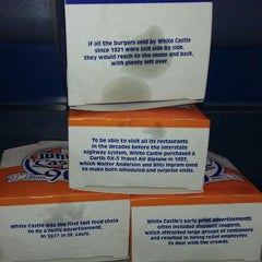Photo taken at White Castle by Nicole M. on 10/20/2011