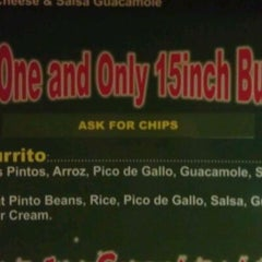 Photo taken at Tacos Mi Rancho by Gregor D. on 12/21/2011
