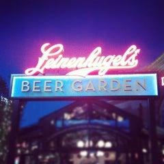 Photo taken at Leinenkugel's Beer Garden by David B. on 6/27/2012