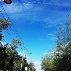 Photo taken at มหาวิทยาลัยมหิดล (Mahidol University) by Ten P. on 8/28/2012