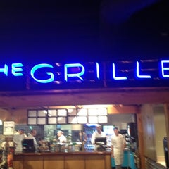 Photo taken at The Grille at Middlebury College by Andrea R. on 6/30/2012