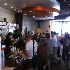 Photo taken at Starbucks by Peter James N. on 7/23/2012