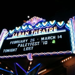 Photo taken at Saban Theater by Leo V. on 1/12/2011