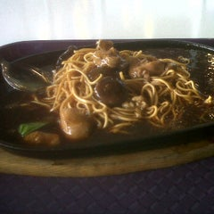 Photo taken at Food Court Kepong Village Mall by Lolita (. on 3/9/2012