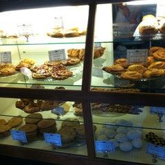 Photo taken at Cafe Besalu by Sara D. on 4/27/2012