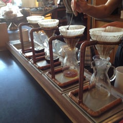 Photo taken at Ritual Coffee Roasters by Eric J. on 8/13/2012