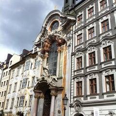 Das Foto wurde bei Asamkirche (St. Johann Nepomuk) von Vlad C. am 7/15/2012 aufgenommen