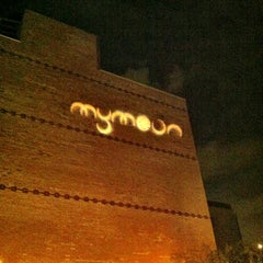 Photo taken at MyMoon Restaurant by Shawn K. on 7/28/2012