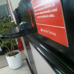 Photo taken at Banco Santander by Emmanuel V. on 5/28/2012