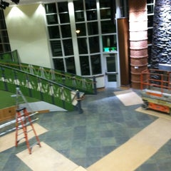 Photo taken at Carl Hansen Student Center by Molly C. on 9/8/2012
