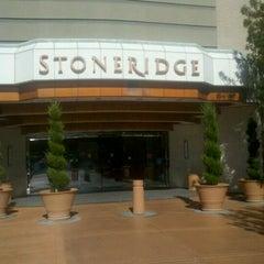 Photo taken at Stoneridge Shopping Center by Joey E. on 9/26/2011