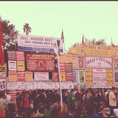 Photo taken at Ribfest by Tess C. on 11/13/2011