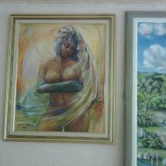 Photo taken at Gallery Pegasus by Shan C. on 12/17/2011