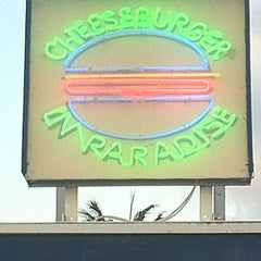Photo taken at Cheeseburgers in America's Paradise by Paul B. on 2/24/2012