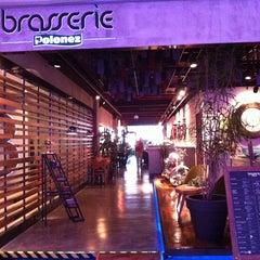Photo taken at Brasserie Polonez by Pınar T. on 9/23/2011