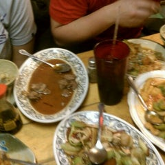 Photo taken at Pong's Oriental Delights by Erika F. on 1/2/2012