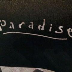 Photo taken at Paradise Bakery & Cafe by Kimber K. on 2/18/2012