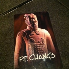 Photo taken at P.F. Chang's by anzu on 8/13/2011