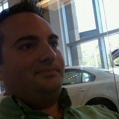 Photo taken at Langan Volkswagen of Vernon by Tyler M. on 8/22/2011