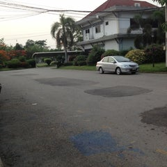 Photo taken at เทศบาลเมืองบ้านไผ่ by Jake R. on 4/25/2012