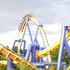 Photo taken at Dorney Park & Wildwater Kingdom by Phil R. on 5/28/2011