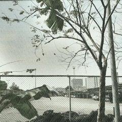 Photo taken at สุสานรถไฟ by Kunakorn N. on 1/15/2012