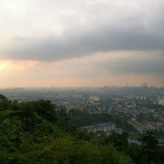Photo taken at Lookout Point KL by Charlene C. on 1/2/2012