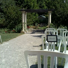 Photo taken at Paine Art Center & Gardens by Sarah C. on 8/27/2011